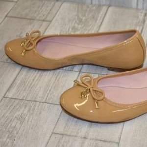 Kate Spade Leather flats 7.5M
